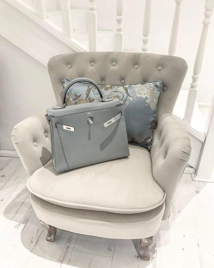 Hermès 'Kelly'   pinterest: @Blancazh