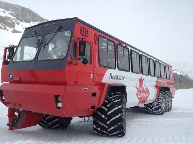Columbia Icefield Canada