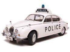 Model-Icons - Scale 1/18 - Jaguar 240 Police Car 1968