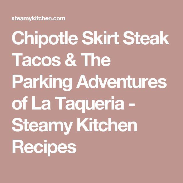 about Skirt Steak Recipes on Pinterest | Marinated Skirt Steak, Steaks ...