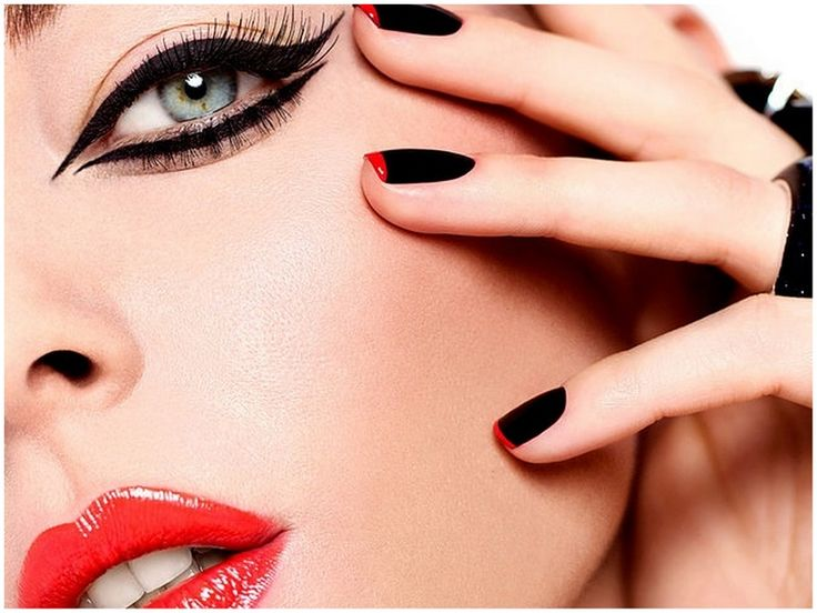 make up inspiration for our beauty routine! Eyeliner, eyeshadow, lipstick, here some inspiration!  more then 50 inspiration here: http://www.ireneccloset.com/2013/06/trucco-occhi-idee-make-up.html