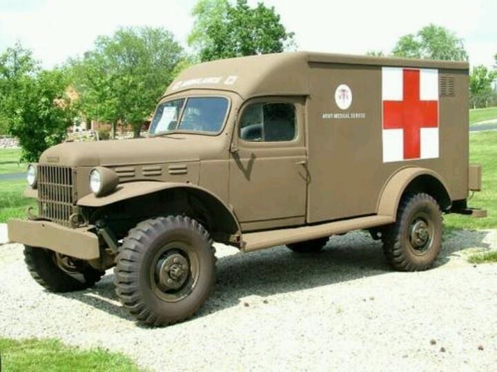 Mini Truck For Sale Craigslist >> 1950 Dodge Power Wagon Ambulance.html | Autos Post