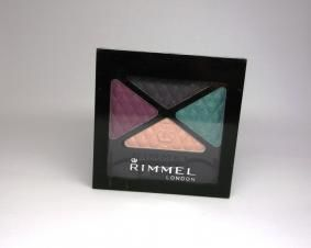 Fard Rimmel Glam eyes quad - Bold Behaviour - Pret 17.94 Lei