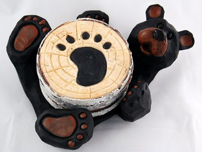 All sorts of black bear decor on this website!