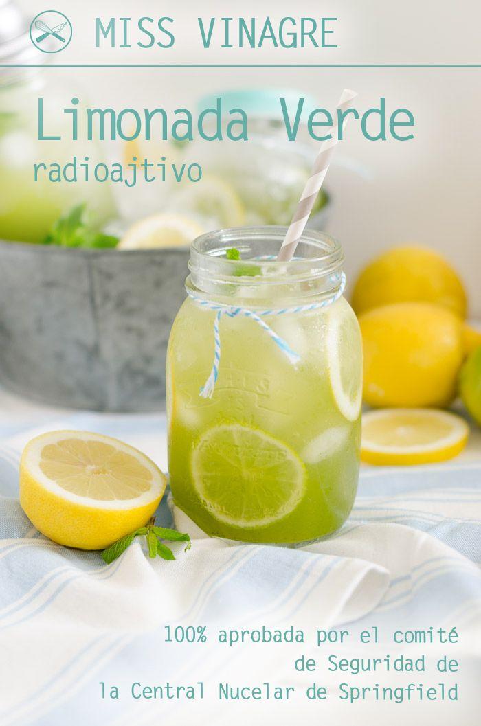 Por fin, la limonada verde que te sorprenderá con hierbabuena y albahaca. Y como extra: cómo hacer un sirope o jarabe simple de azúcar para tus cócteles.