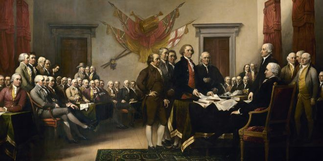 The History of Independence Day- FHE Lesson