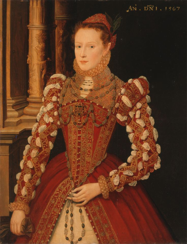 Portrait of a Woman 1567
