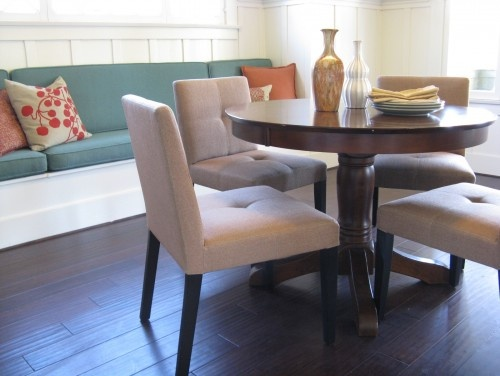 Perfect Example Of A Well Staged Dining Space Neutral Doesnt Have To