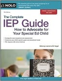 I have this and it's amazing the things I didn't know as a parent!Iep Guide, Special Education, Book, Children, Advocate, How To, Individual Education, Special Needs, Complete Iep