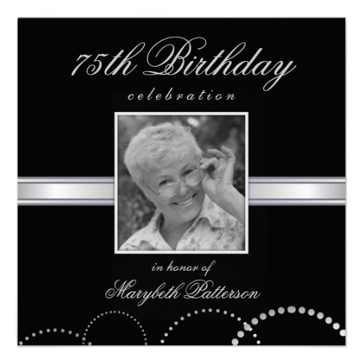 Celebrating 70th Birthday Quotes: 17 Best Images About 75th Birthday Party Ideas On Pinterest