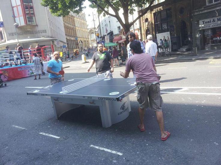 Ping! Bristol. Outdoor TablesBristol