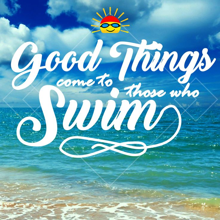 Love Finds You Quote: 15 Best Images About Swimming Quotes On Pinterest