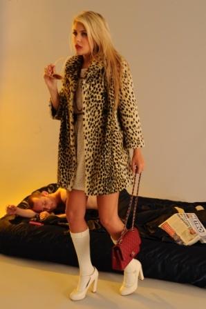 going out by fashion designer/Stylist Marlen Vitorno