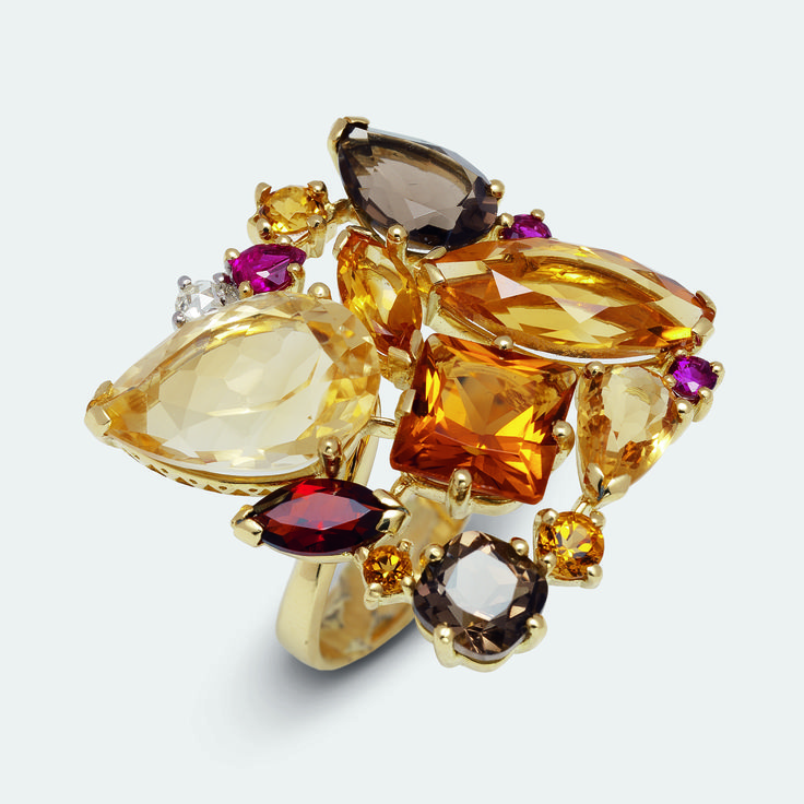 precious gemstone Vivaldi collection #pontevecchiogioielli
