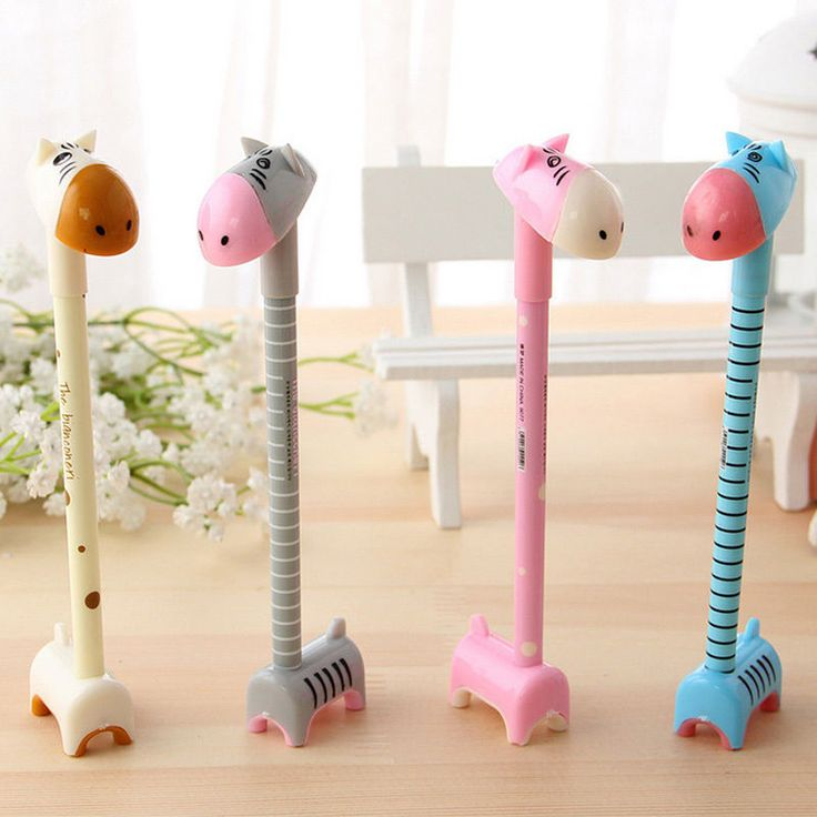 New Donkey Ball Pen Novelty Student Kids Toys School Office Cartoon Stationery #Unbranded 0.78