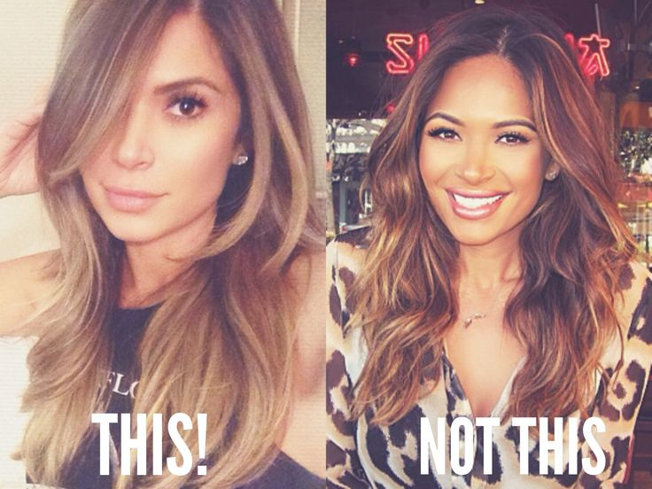 If you're a blonde or if you have highlights, it can turn ...