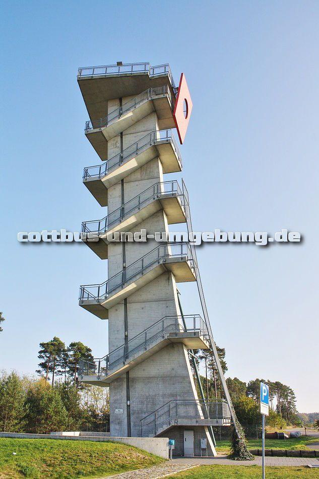 Inspirational Cottbus Aussichtsturm am Cottbuser Ostsee Aussichtsturm