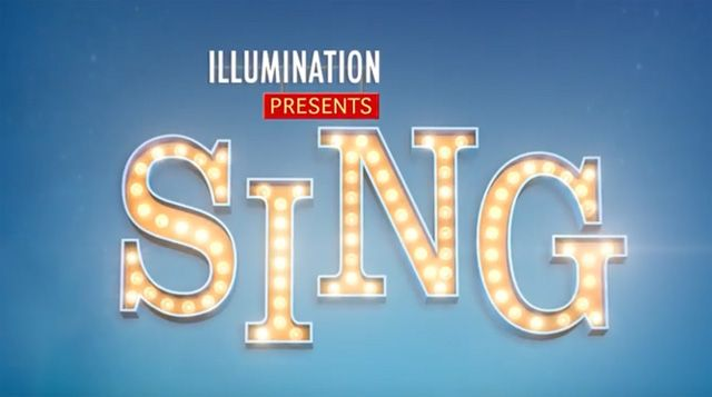 The New Trailer for Illumination's Sing