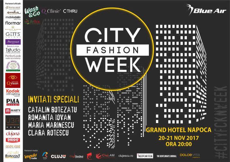 A doua seară la City Fashion Week Cluj-Napoca, ediţia a III-a