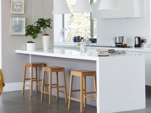 IKEA Kitchen Island with Seating