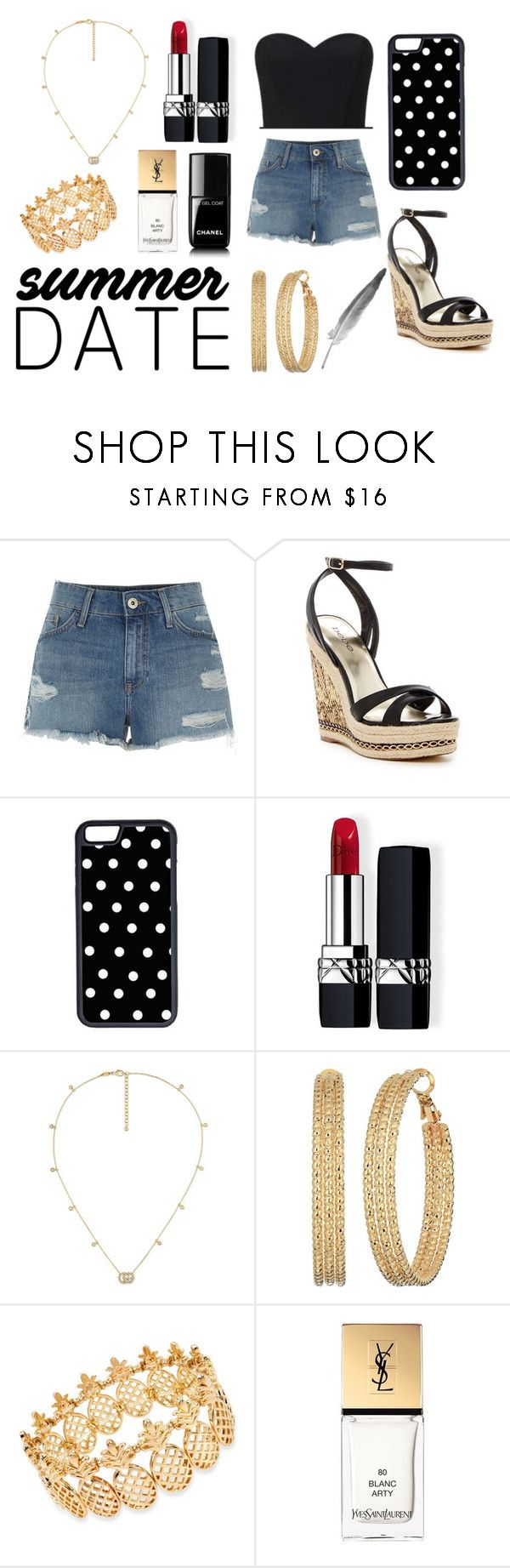 """""""Sin título #402"""" by candy-nohemi-velazco-mendiola ❤ liked on Polyvore featuring River Island, Bebe, CellPowerCases, Christian Dior, Gucci, GUESS, INC International Concepts, Yves Saint Laurent and Chanel"""