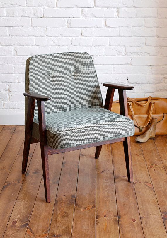 Completely restored vintage retro armchair from by miniarmchairs