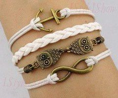 #accessoires #rings #bracelets #watches #handwear #love #sweet #girly #stuffs #share #friendships #colors #fashion #style #outfits #forever #infinity #anchor #like