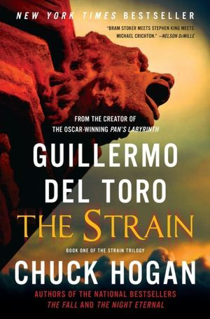 The Strain - Just began this bad boy, and can tell it's going to be really hard to put down.