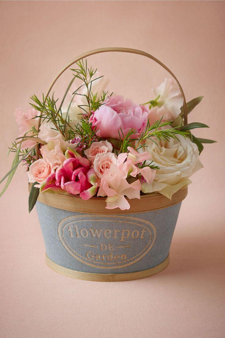 Flower Basket For Flower Girl Wedding : Best images about flower girls ring bearers on