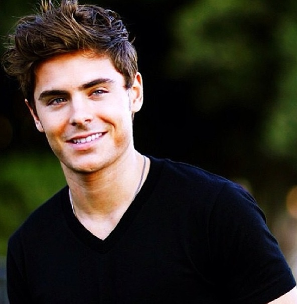 Zac Efron- (Charlie St. Cloud), (The Lucky One),  (17 Again), (The Derby Stallion).