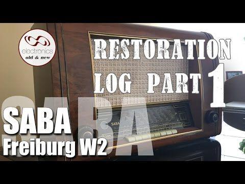 Saba Freiburg W2 (WII) restoration