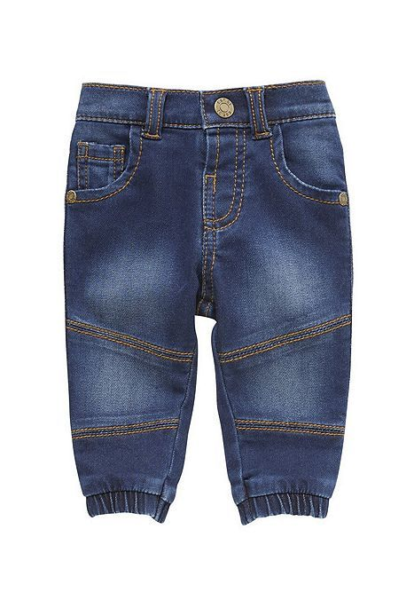 Tesco direct: F&F Mid Wash Jogger Jeans