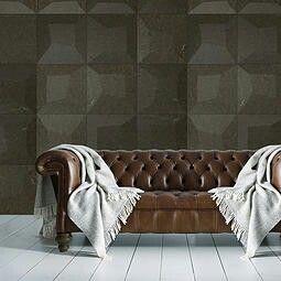 Serafini Marmi Square wall covering / cladding  in marble.