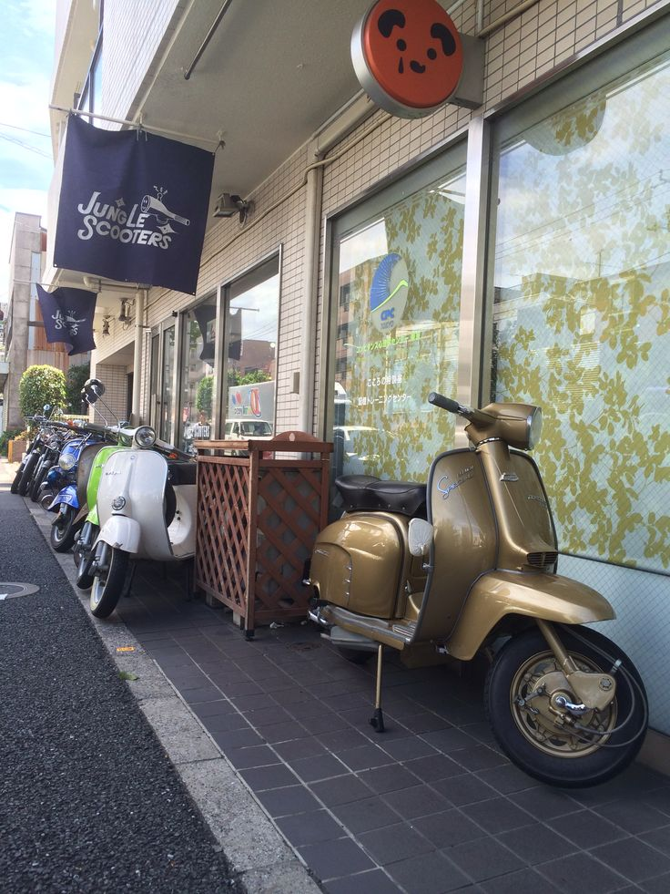 Jungle Scooters, Tokyo