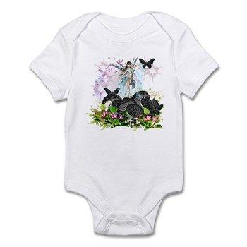 Garden Fairies - Elf Series 11 Body Suit