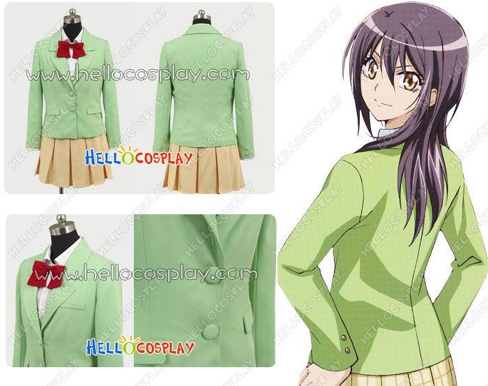 Kaichou wa Maid-sama Cosplay School Girl Uniform