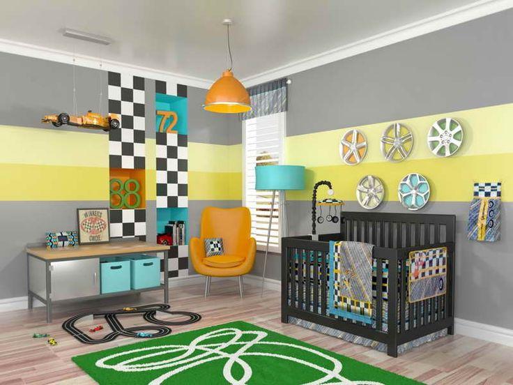 Cute Boy Nursery Themes U2014 Nursery Inspirations