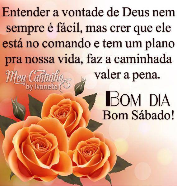Entender a vontade de Deus nem sempre é fácil, mas crer que ele...