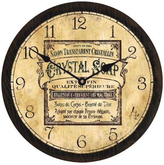 Pinterest the world s catalog of ideas for Bathroom clock ideas