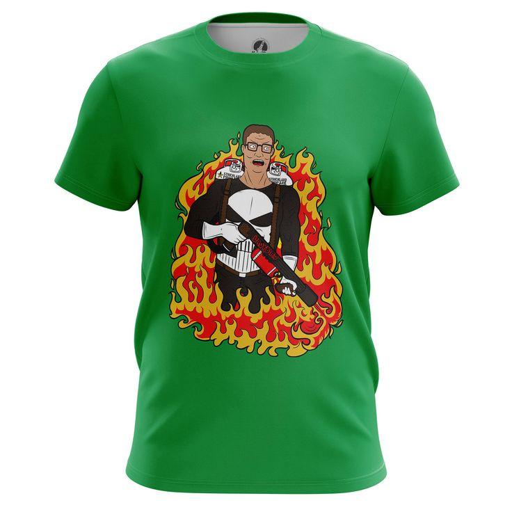 nice Boys T-Shirt Propane Cartoons 2x2 Punisher Crossover   -   #Animatedcartoonsmerch #boysclothes #boystshirt #cartoonsclothesmalet-shirt #cartoonsmerchandise #cartoonstshirts