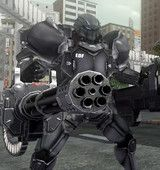 """VIDEO: """"Earth Defense Force 2025"""" Trailer Warns Us Not to Mess with the Fencer"""