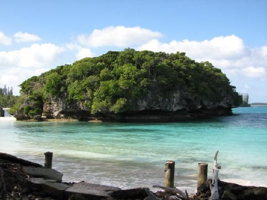 bay isle of pines japan | Kanumera Bay, Isle of Pines