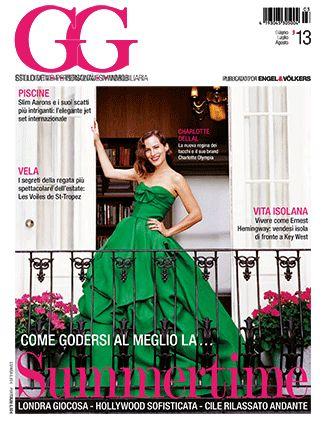 L'edizione estiva di GG Magazine è on line! Sfoglia la rivista on line e lasciati conquistare dagli immobili più belli del mondo.