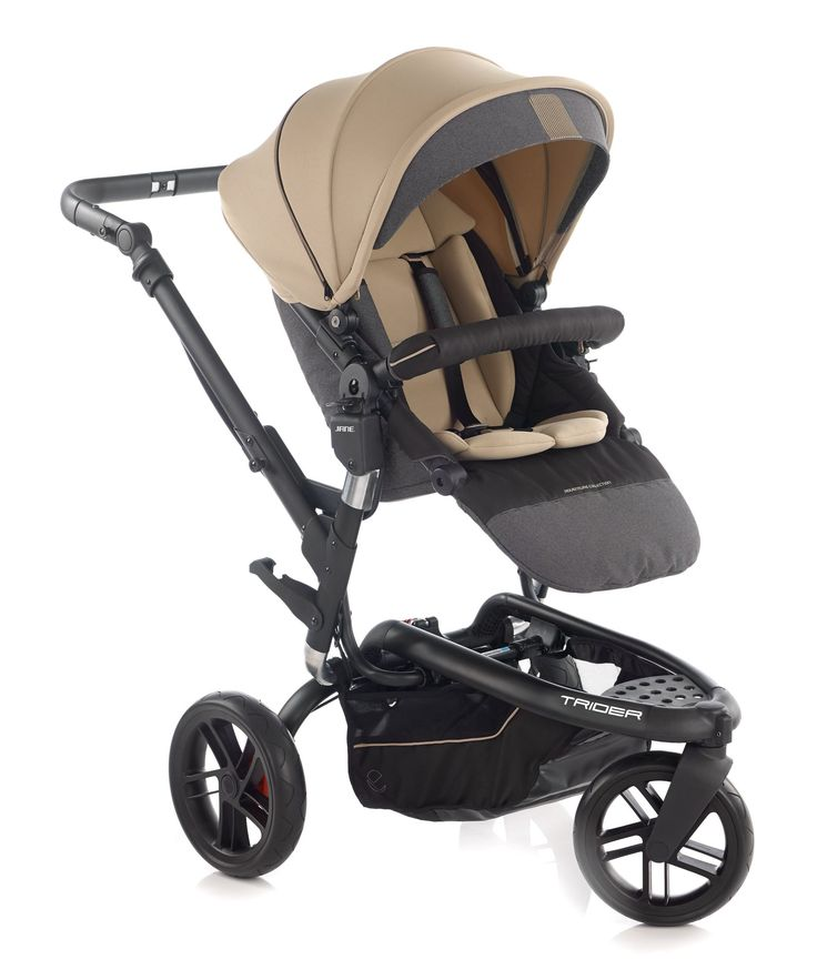 Jane Trider Strata Transporter Travel System - Clay