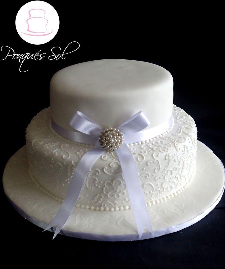 Ponqué/Torta de Matrimonio  Wedding Cake