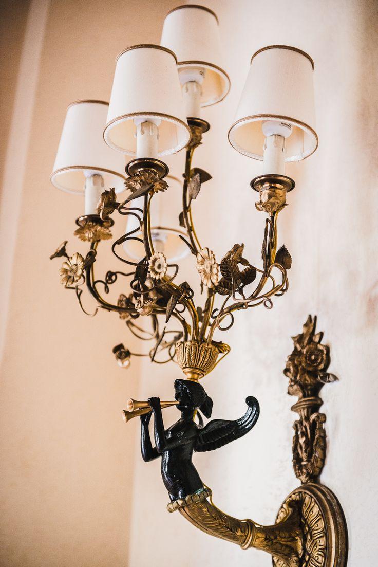 Villa La Limonaia - Acireale - Sicily Antique Applique | www.villalalimonaia.it | #wedding #event #italy #sicily #villalalimonaia #applique #interiors #neoclassical