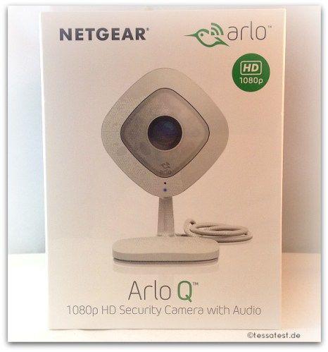 Arlo Q Überwachungskamera Test