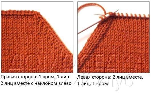 КРАСИВЫЙ РЕГЛАН ИЛИ V-ОБРАЗНЫЙ ВЫРЕЗ ГОРЛОВИНЫ.