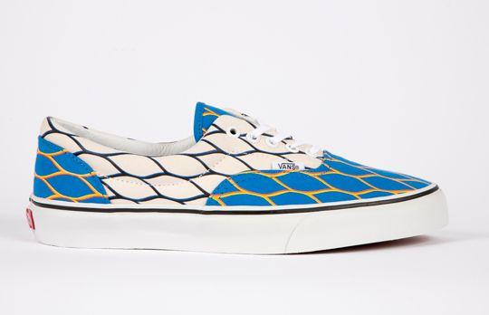 Kenzo x Vans. Adore.: Summer 2012, Kenzo Design, Kenzo Spring, Shoes Fashion, Era 2012, Kenzo Vans Era Sneakers 6, Kenzo Sneakers, Collaborative Kenzo, Era Collection