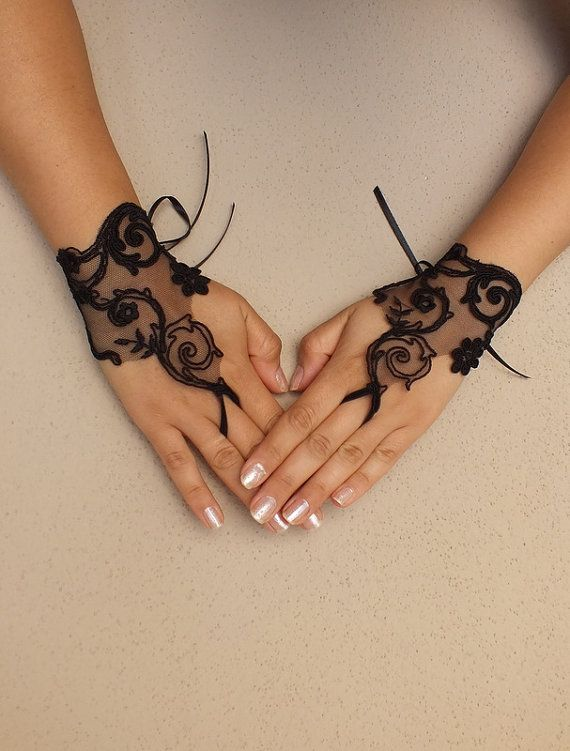 62 best images about wedding gloves on pinterest for Lace glove tattoo